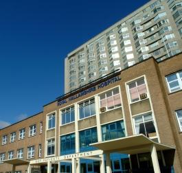 Hallamshire Hospital 2015